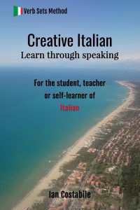 Creative Italian: Learn through speaking - click to buy