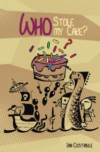 Who Stole my Cake - book cover and link